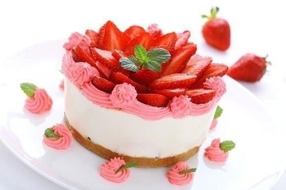Быстрый торт из творога