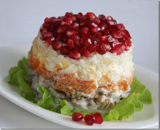 Потрясающий салат