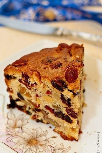 Очень вкусный кекс