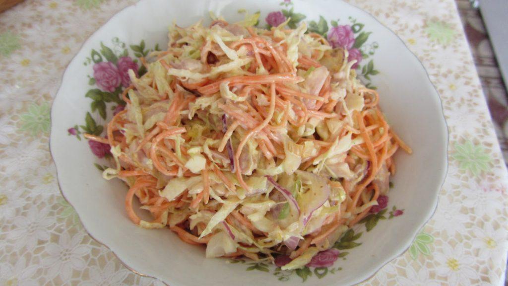 Блюда с корейской морковкой рецепты с фото