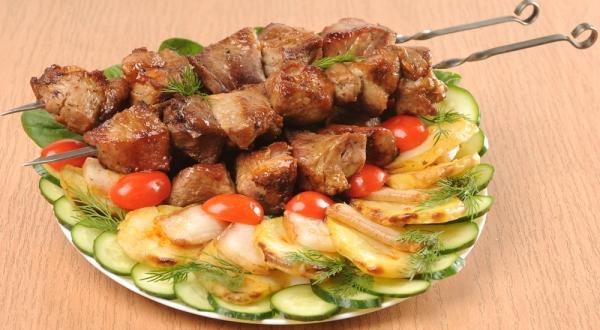 Шашлык из свинины «Сочный»