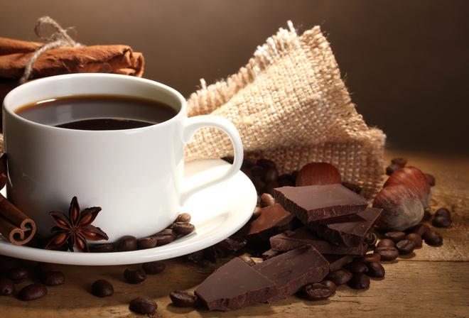 Пряный шоколад: согрейся дождливым вечером
