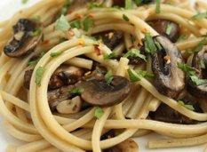 Спагетти постные