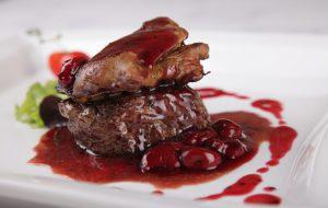 Вишневый соус: рецепт для мясных блюд