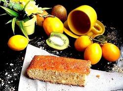 Лимонный пирог «Эксклюзив»