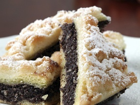Немецкий маковый пирог