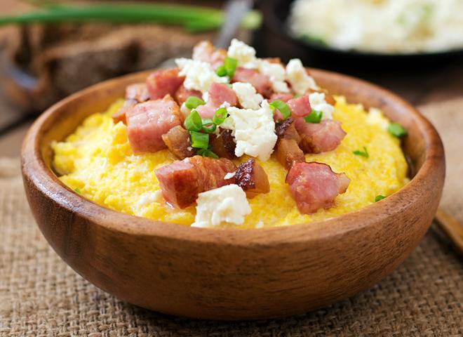 Банош: рецепт гуцульской кухни