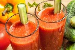 Овощной смузи «Витаминный»
