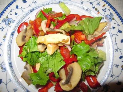 Салат «Радужный»