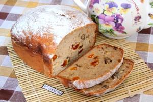 Рецепты для мультиварки: творожный хлеб с крабовыми палочками