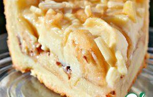 Грушевый пирог «Осеннее облачко»