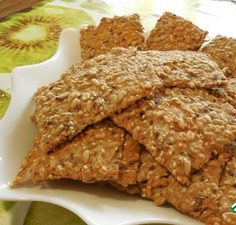 Печенье «Зерновое» из цельнозерновой муки