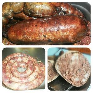 Домашние колбасы и сальтисон