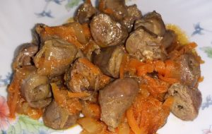 Сердце индейки, рецепты приготовления