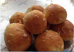 Картофельные пампушки к борщу