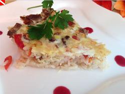 Рис с корочкой «Arroz con costra»
