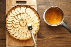 Яблочный тарт (классический)