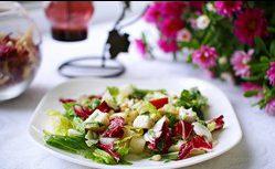 Салат «Лето в Париже»