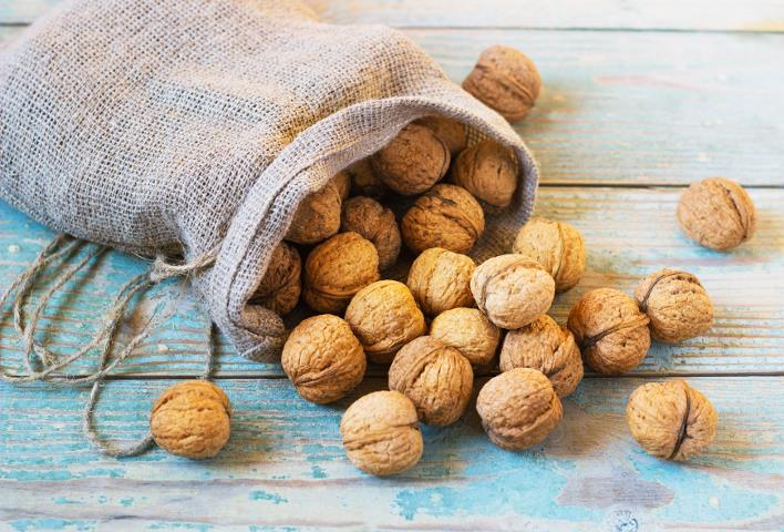 Как выбрать орехи?