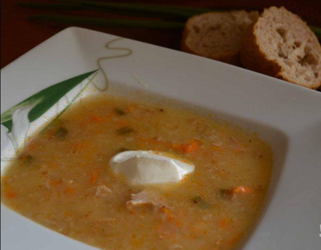 Суп «Капустняк»