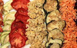 Сушка фруктов и овощей на зиму
