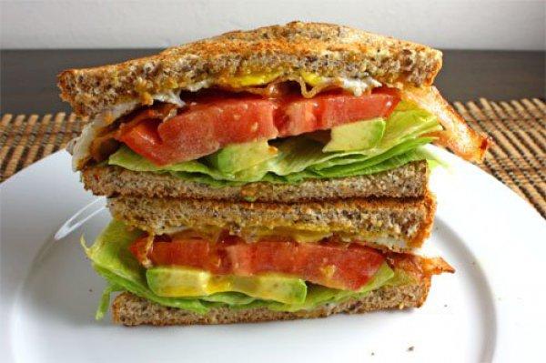Датский бутерброд
