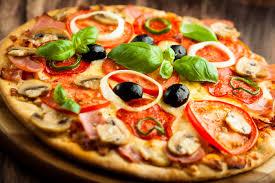 Пицца. Какой может быть пицца