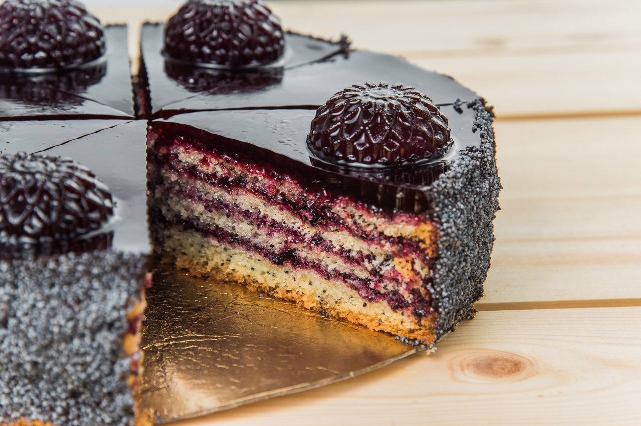 Маковая начинка для торта рецепт