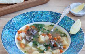Йеменский суп