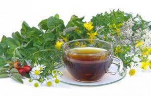 Чай общеукрепляющий