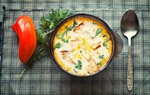 Суп по-французски