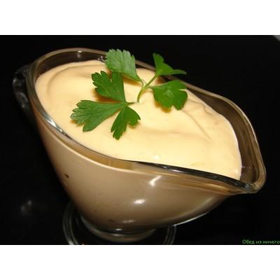 Соус а-ля майонез «Юлия» на молоке