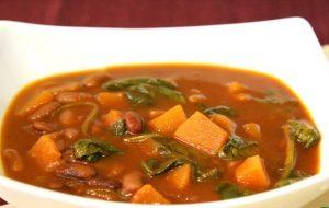 Суп «Зимняя сказка»