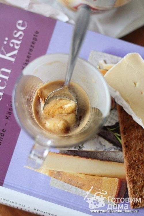 Сыр с кофе