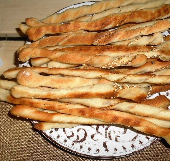 Хлебные палочки «Пикантные»