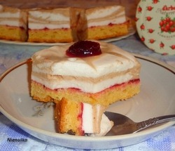 Пирожное «Нежный Ангел»