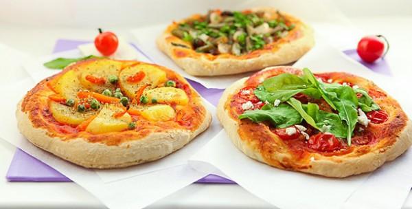 Три блюда из трёх ингредиентов
