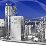 Характеристики установки для пастеризации молока