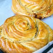 Сладкий турецкий хлеб