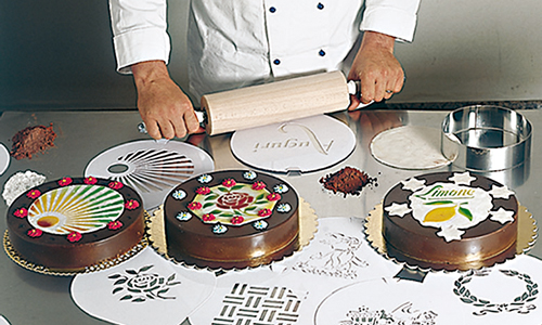 Кондитерский инвентарь для декорирования выпечки