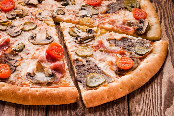 Популярность пиццы среди народов мира