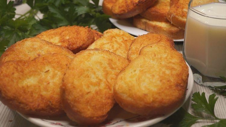 Ленивчики из картофеля