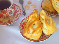 Ажурные булочки с начинкой «Для любимых»