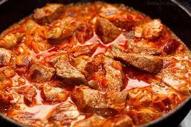 Традиционные блюда венгерской кухни