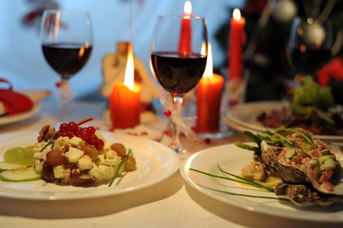 Как устроить вечер для двоих на праздник