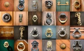 Выбор и покупка дверных ручек