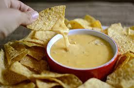 Мексиканский сырный соус для начос