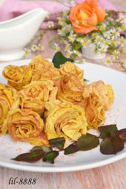 Блинные «Розы»