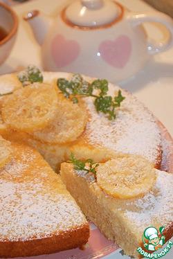 Лимонный пирог «Капри»