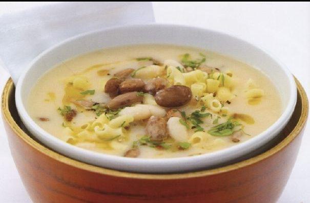 Тосканский фасолевый суп